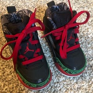 Youth Nike Air Jordan's